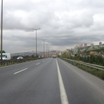 2 Istanbul city limits - 100km before istanbul