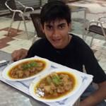 9 last food on european soil - traditionell Pakistani