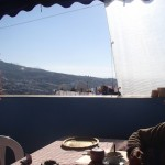 1 first breakfast in Chaouen