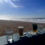 5 Breakfast at the beach