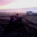 6 Stuck at the beach