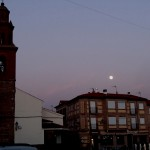 15 after sunset in Cazalegas (N40°)
