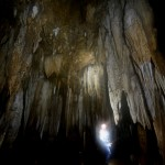 the cave between Luang Prabang and Vang Vieng