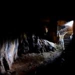 the cave between Luang Prabang and Vang Vieng