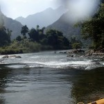 Kayaking and tubing in Vang Vieng