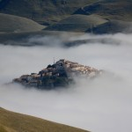 Castelluccio in the morning