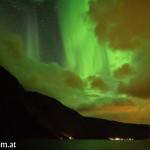 Aurora Borealis near Tromso